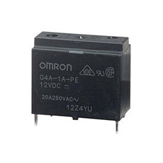 G4A-1A-PE-12VDC PCB Power Relay
