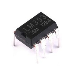 10 PCs. LM393 Comparator, Dual Differential