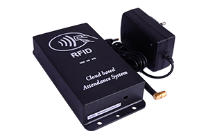 RFID Device with GPRS