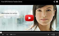 Free GPS-Vehicle-Tracker Application Demo