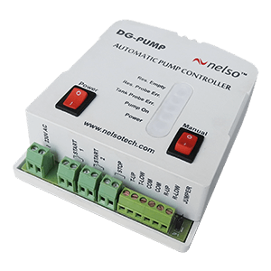 Single/Three phase Pump Controller for any motor